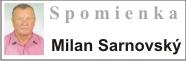 Milan Sarnovský