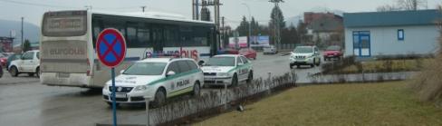 Polícia - pomáhať a chrániť