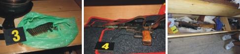 nelegalne zbrane