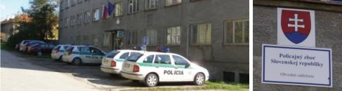 polícia Rožňava