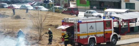 hasiči v akcii