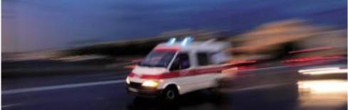 sanitka nehoda