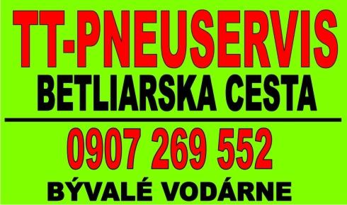 Pneuservis Rožňava