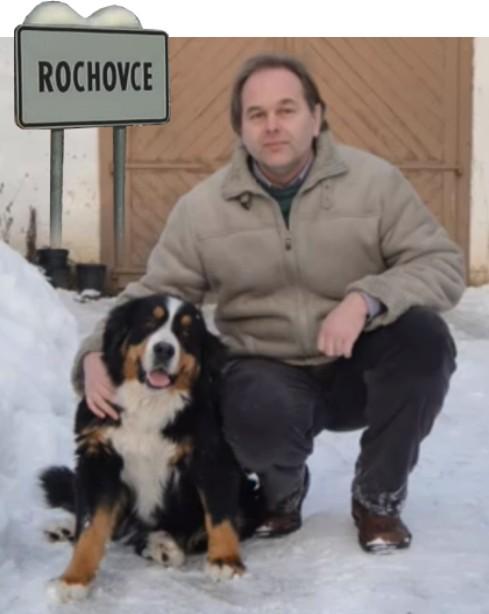 Ing. Stanislav Levrinc, starosta Obce Rochovce, okres Rožňava