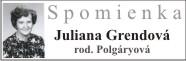 Juliana Grendová Polgáryová