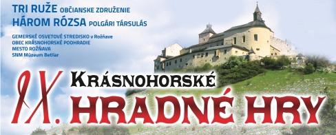 IX. Krásnohorské hradné hry