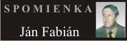Ján Fabián