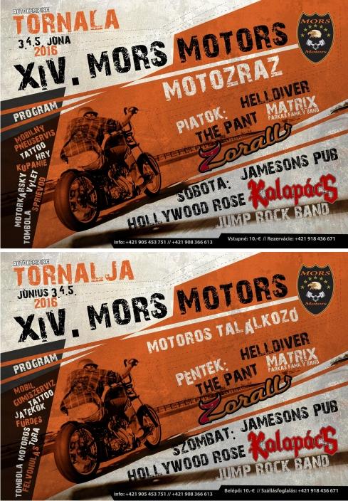 XIV. MORS MOTORS