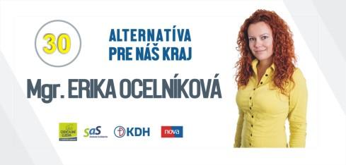 Mgr. Erika Ocelníková, MSc.