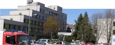 Budova polície v Rožňave